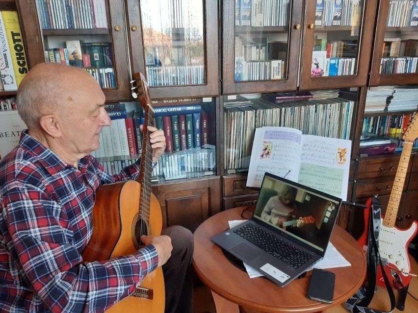 Zbigniew Dubiella, warsztaty gitarowe