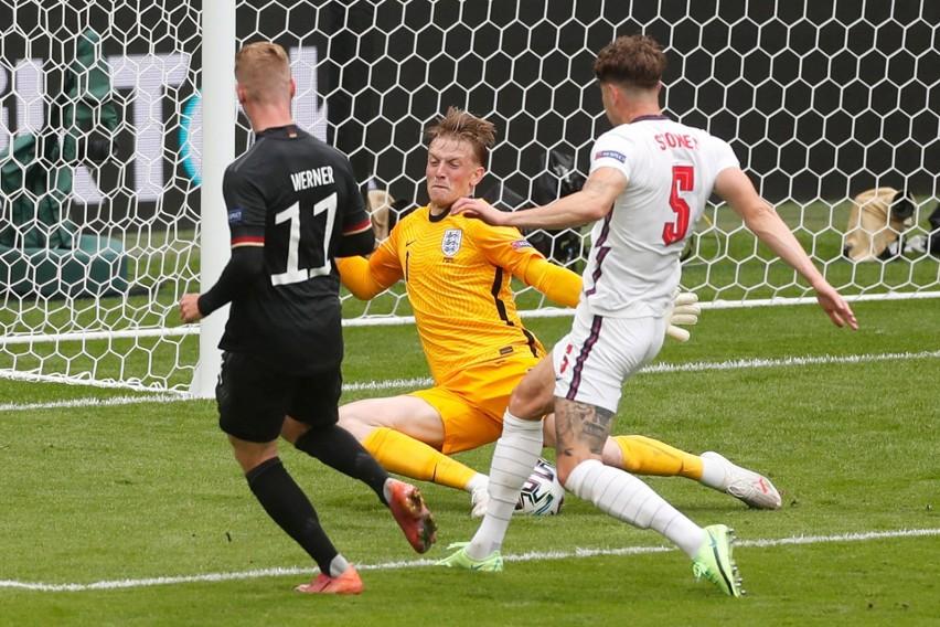 Anglicy wyeliminowali Niemców