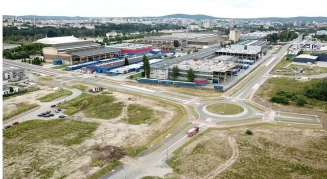 Czołowy producent felg aluminiowych na świecie, włoska firma Cromodora Wheels chce wybudować fabrykę przy ulicy Olszewskiego, w pobliżu  nowego ronda.