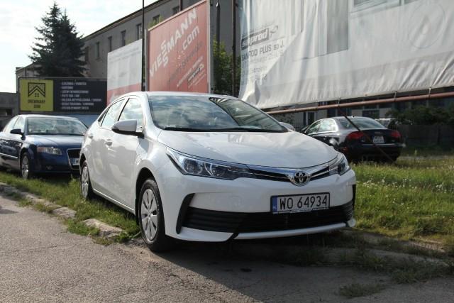 Toyota Corolla, rok 2018, 1,6 benzyna, cena 48 900 zł