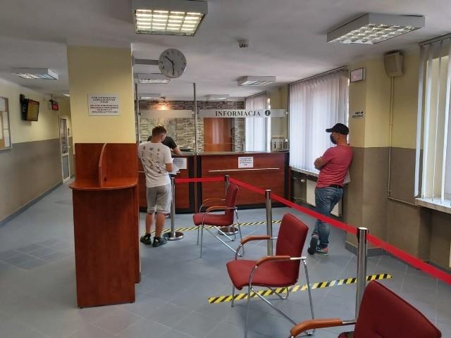 W Wydziale Komunikacji i Transportu doszło d kuriozalnej sytuacji
