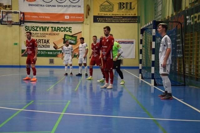 Berland przegrał z Buskowianką 1-3.