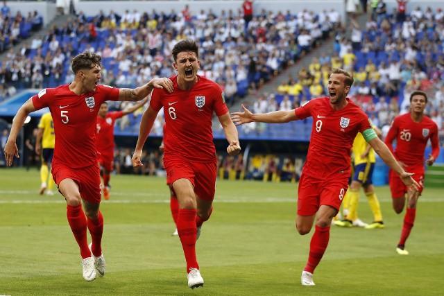 Anglia - Szwecja 2:0