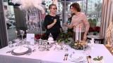 Jak udekorować stół na wigilię? Modny jest styl skandynawski i glamour [WIDEO]