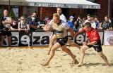 Rugbowe emocje na plaży czyli Bierhalle Manufaktura Beach Rugby. Oj, będzie się działo