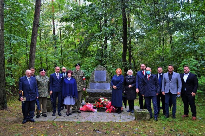 W niedzielę w Szydłowcu odbyły się obchody 81. rocznicy powstania Polskiego Państwo Podziemnego.>