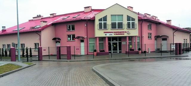 W budynku tego sandomierskiego przedszkola miała powstać kolejna grupa żłobkowa. Prawdopodobnie nie powstanie, ponieważ nie ma dla niej miejsca.