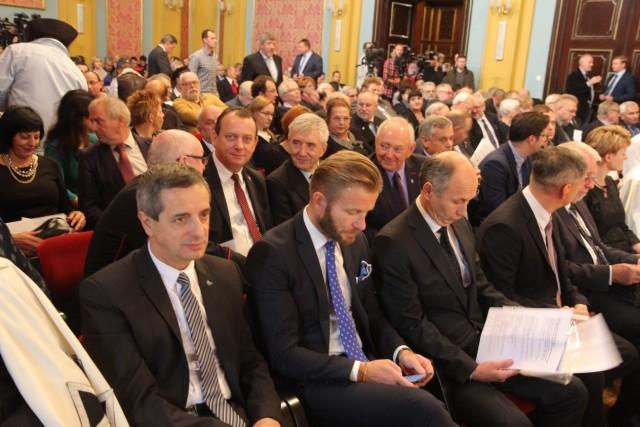 W Toruniu uroczyście i widowiskowo zainaugurowano Rok Rzeki Wisły. Nie zabrakło tam akcentów z Kujaw i przedstawicieli powiatu aleksandrowskiego.