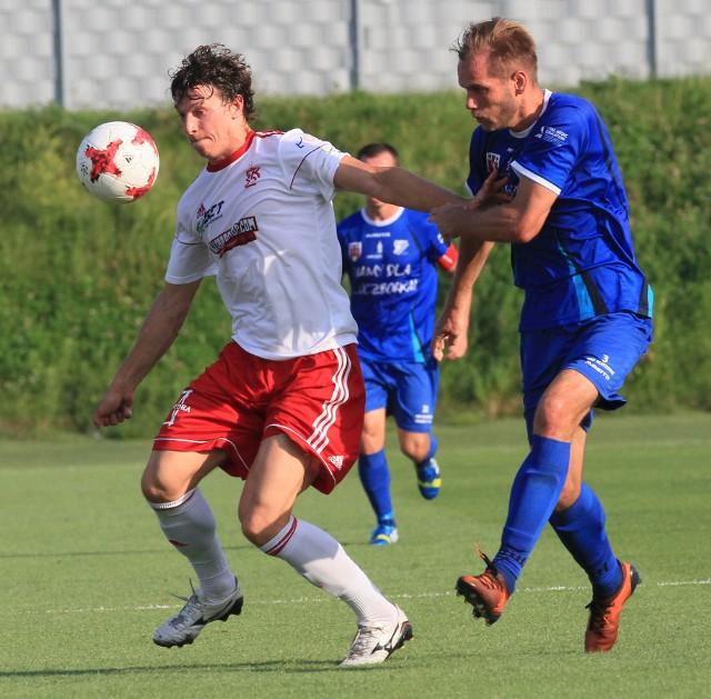 ŁKS grał w II lidze
