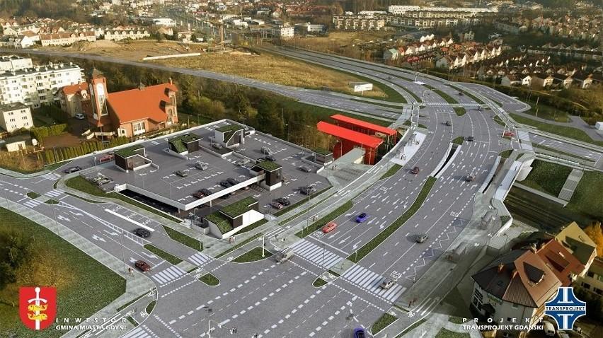 """Budowa węzła Karwiny. PKP PLK: """"Gdynia nie respektuje ustaleń ważnych dla mieszkańców"""""""