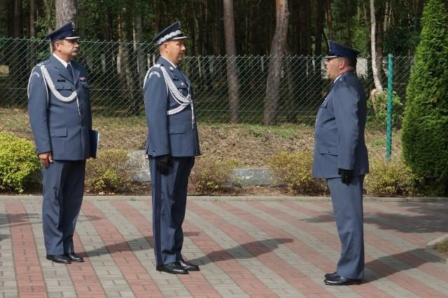 102 funkcjonariuszy zyskało stopień kaprala po odbyciu trzymiesięcznego kursu.