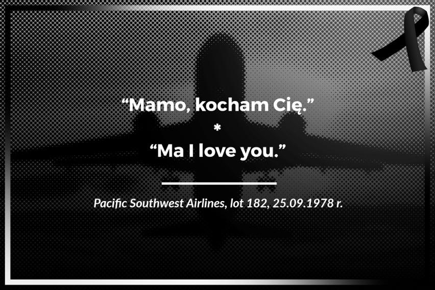 Pacific Southwest Airlines, lot 182, 25.09.1978 r....