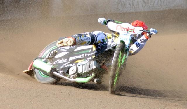 Patryk Dudek, żużlowiec Falubazu Zielona Góra, wystartuje w eliminacjach do Grand Prix 2022.