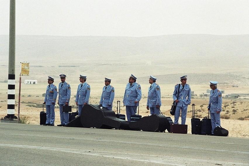 Kadr z filmu Przyjeżdża orkiestra