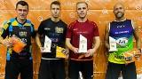 Adrian Duszak z Dylewa, pow. ostrołęcki, wygrał międzynarodowy turniej singlowy teqball w Brazylii, 19-22.12.2020