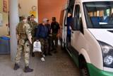 Strażnicy graniczni zatrzymali dziesięcioosobową grupę nielegalnych imigrantów z Afganistanu