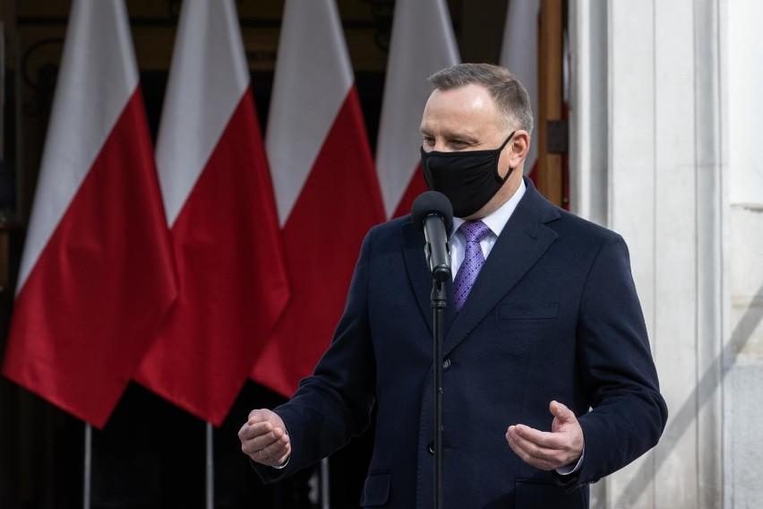 Drugi dzień wizyty Andrzeja Dudy w Rumunii. Prezydent wziął...
