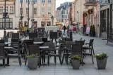 Letnie ogródki na Starym Rynku w Bydgoszczy zostaną otwarte 15 maja