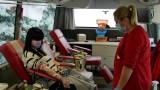 Studenci PWSZ w Nysie oddali krew dla potrzebujących
