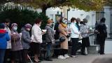 Wielki Czwartek w Cerkwi Prawosławnej. Jutrznia w Soborze św. Mikołaja w Białymstoku [ZDJĘCIA, WIDEO]