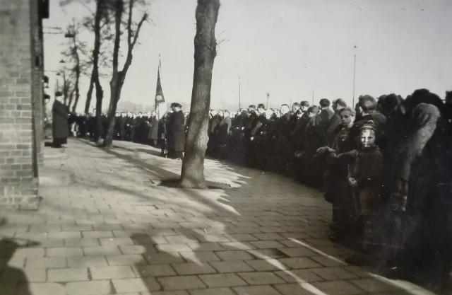 Św. Katarzynę na wodzisławskim dworcu witały tłumy. Czuwa nad mieszkańcami do dnia dzisiejszego