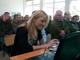 Iwona Guzowska odwiedziła osadzonych w Ustce (zdjęcia)
