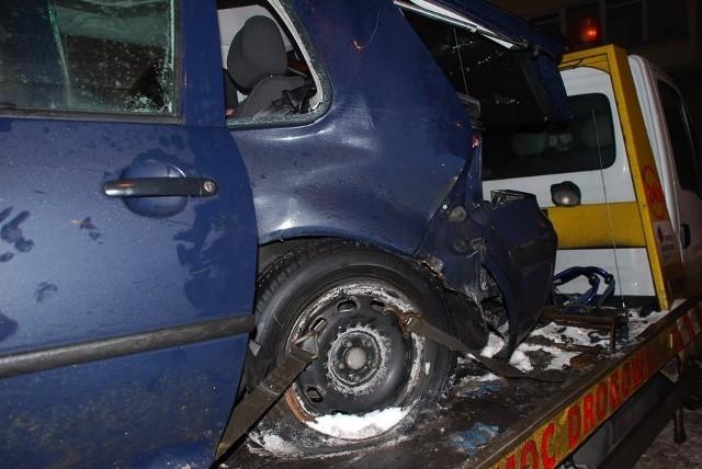 Wypadek na DK 86 w Sosnowcu. Jedna osoba nie żyje