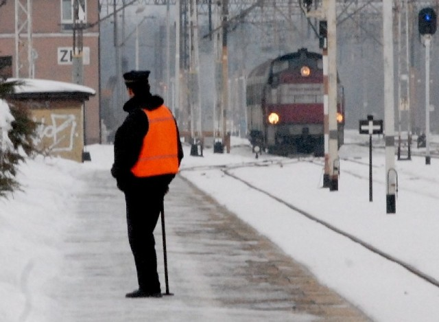 Kolej może zawieszać połączenia, kiedy tylko chce (fot. Mariusz Kapała)