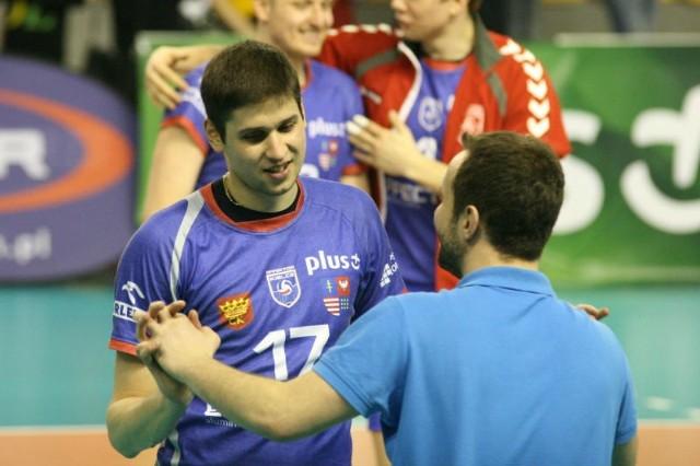 Nikołaj Panczew będzie rywalizował o miejsce w składzie z Oliegem Achremem.