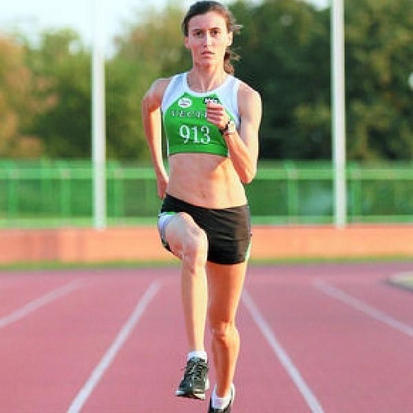 Kasia Kowalska była czwarta w mistrzostwach Polski
