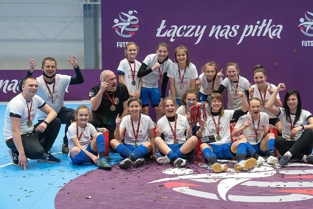 UKS Tęcza Bydgoszcz ma powody do świętowania