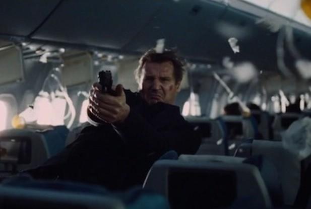 Kadr z filmu: Non-stop