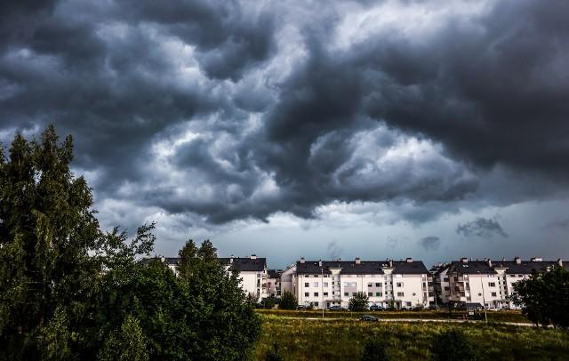 IMGW wydało ostrzeżenie pierwszego stopnia dla województwa lubuskiego.