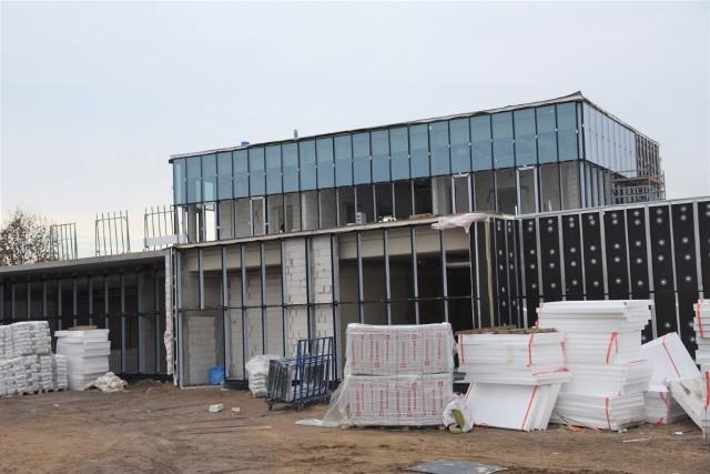 Tak wyglądało przedszkole w Mroczy, gdy odwiedziliśmy plac budowy na początku roku