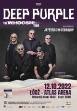 Koncert Deep Purple w Łodzi. Deep Purple w Atlas Arenie przeniesiony na 2022 rok