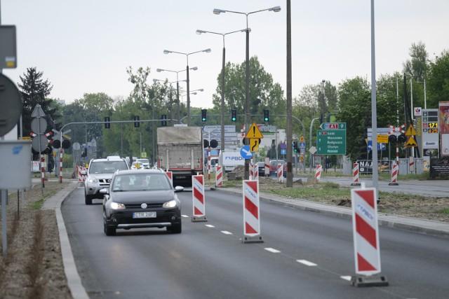 Rusza drugi etap przebudowy ul. Grudziądzkiej. Kiedy początek prac? [zdjęcia]