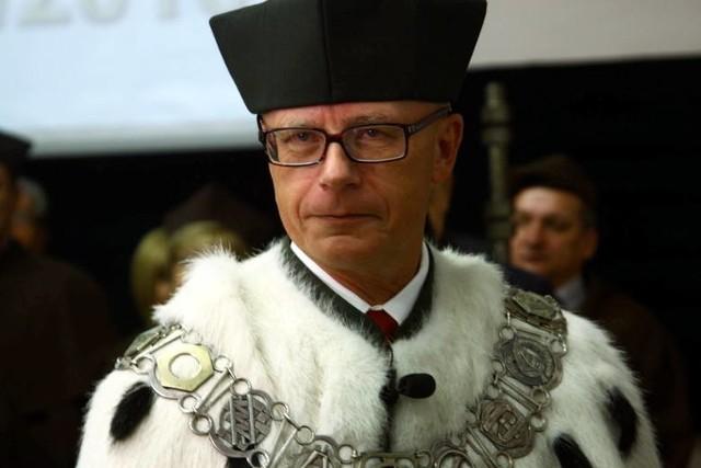 Prof. Piotr Kacejko, rektor Politechniki Lubelskiej