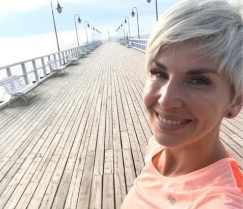 Monika Najda to trenerka mentalna z Gdyni, która...