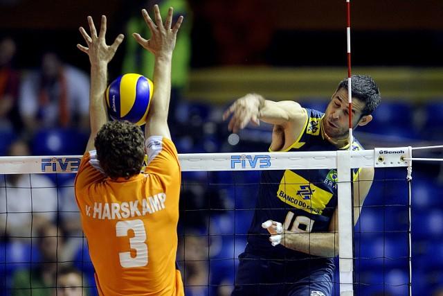 36-letni Dante Amaral, trzykrotny medalista olimpijski, jest gwiazdą PAOK Saloniki, który najpewniej zagra z PGE Skrą Bełchatów