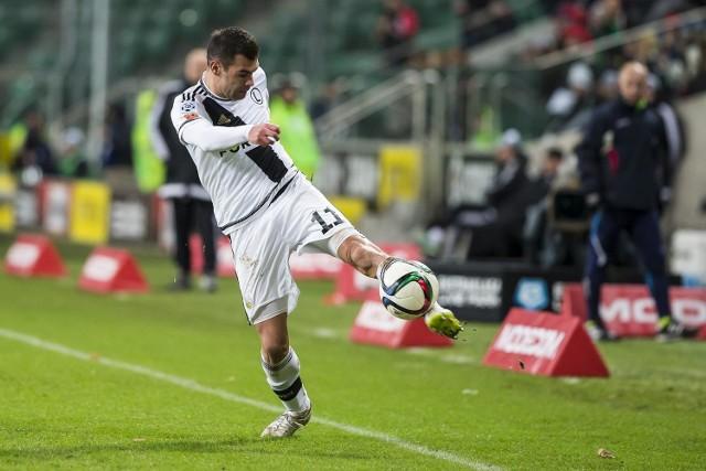 Po kilku meczach bez zdobytej bramki odblokował się snajper Legii Warszawa Nemanja Nikolic, zaliczając hat-tricka