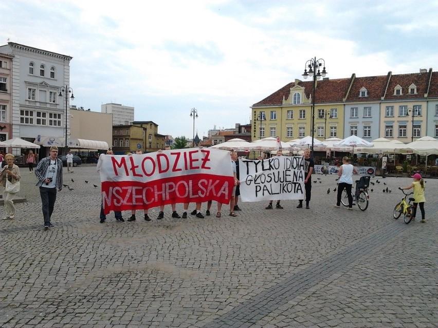 W niedzielę 23 czerwca Janusz Palikot spotkał się z...