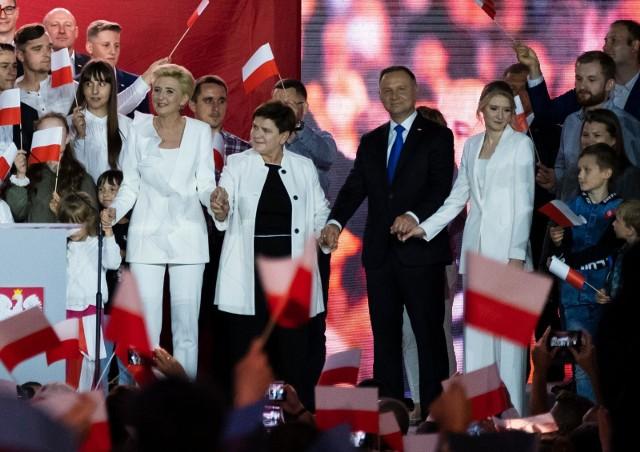 Andrzej Duda zwyciężył w wyborach prezydenckich. Zdobył ponad 51 proc. głosów. Ostateczne dane PKW