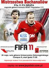Wielki bachanliowy turniej FIFA 11 w Zielonej Górze
