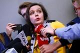Sejm: Incydent na galerii sejmowej, mężczyzna wyniesiony przez straż marszałkowską. To znajomy Klaudii Jachiry