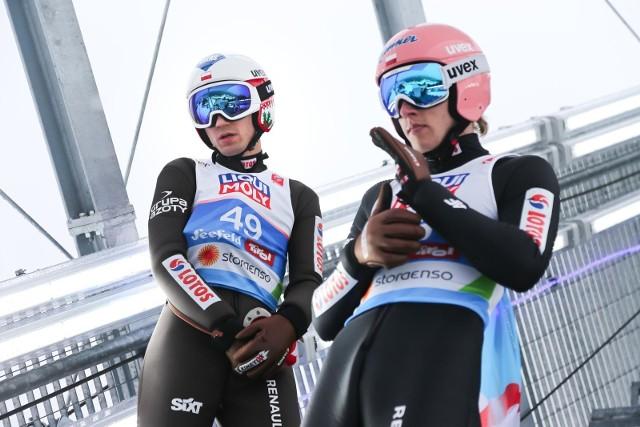 Kamil Stoch i Dawid Kubacki są w kadrze na MŚ w Oberstdorfie. Dzisiaj skoki na żywo