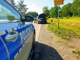 Osowiec. Wypadek na DK 65 na odcinku Mońki - Grajewo. Zderzenie trzech samochodów. Jedna osoba poszkodowana [ZDJĘCIA]
