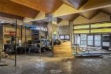 Kluczbork. Tak wygląda w środku opuszczony Hotel Stobrawa. Zobacz zdjęcia Foto-Luka!