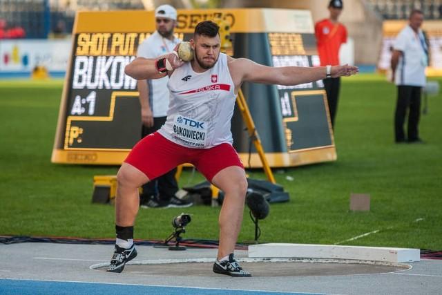 Konrad Bukowiecki wywalczył w Bydgoszczy mistrzostwo świata juniorów