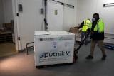 Skandal ze szczepionkami Sputnik V po krytyce na Słowacji. Rosja: Oddajcie ją