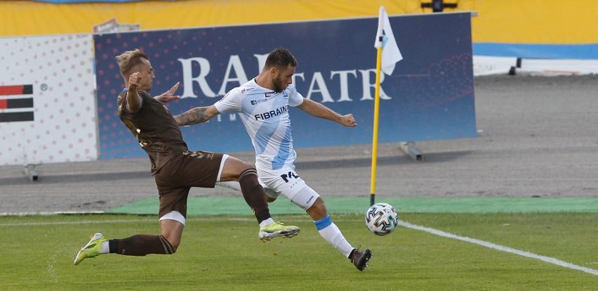 Stal Rzeszów pokonała u siebie Garbarnię Kraków 5:1.